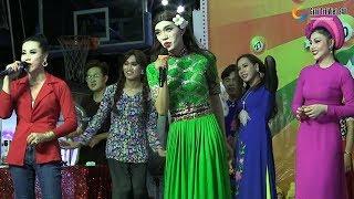 Lô tô show: La Kim Quyền hát liên khúc 4 bài liên tiếp cho Hương Hỏa nhép theo mệt nghỉ