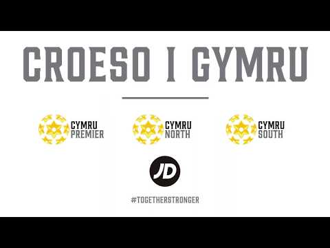 CROESO I GYMRU - JD Cymru Premier | JD Cymru North | JD Cymru South