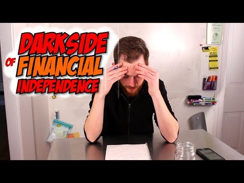 The Dark Side of Financial Independence Retire Early