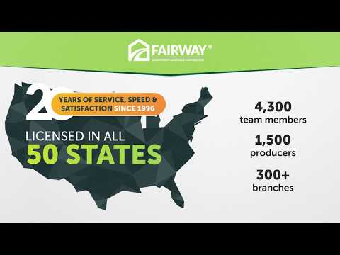 Fairway Mortgage - Top 10 Lender