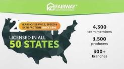 Fairway Mortgage - Top 10 Lender