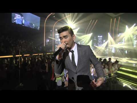 The Voice Thailand - สงกรานต์ รังสรรค์ - รักคงยังไม่พอ - 15 Dec 2013