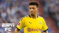 Will Jadon Sancho leave Borussia Dortmund for Manchester United in January? | Transfer Rater