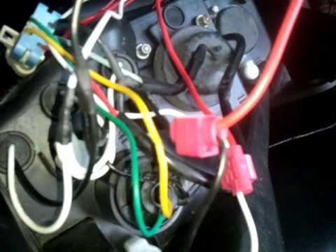 How to wire spyder halo headlights for a pontiac g6 youtube how to wire spyder halo headlights for a pontiac g6 sciox Image collections