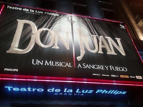 Musical Don Juan | Día del estreno