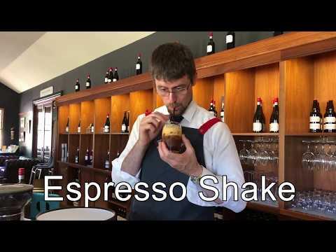 """Caffe' Shakerato """"Espresso Shake"""""""
