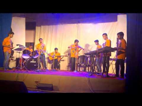 Instruments Vishvastharellarum (Amazing vrinda vathiyam of senior students in CSI church Malayam)