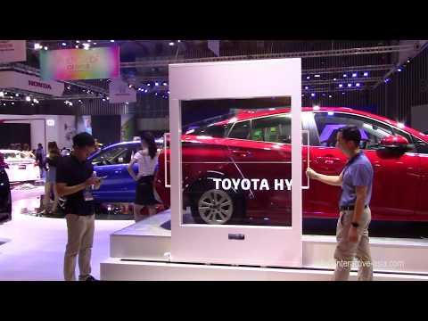 [Interactive Asia] Toyota X-Ray Slider - Indonesia & Vietnam