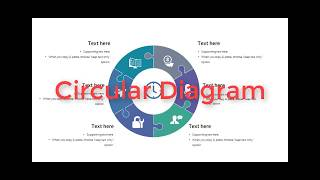 PowerPoint Tips and Tricks - Circular Diagram - iSlide