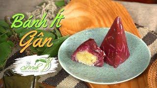 Bếp Cô Minh | Tập 115 - Học cách làm Bánh Ít Gân Khoai Môn ngày lễ (Glutinous Rice Cake Recipes)