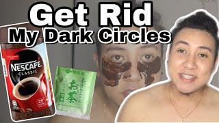 Dark Circles | Lighten up Treatment | Home Remedy