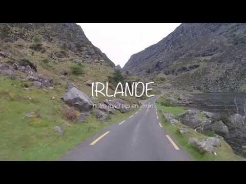 Notre Road trip de 15 jours en Irlande en 2 minutes