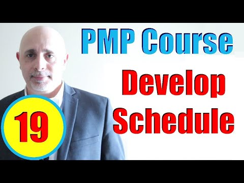 develop-schedule-process-|-pmp-exam-prep-training-videos