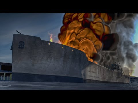 A city destroyed: The Halifax Explosion, 100 years later in 360-degrees Mp3