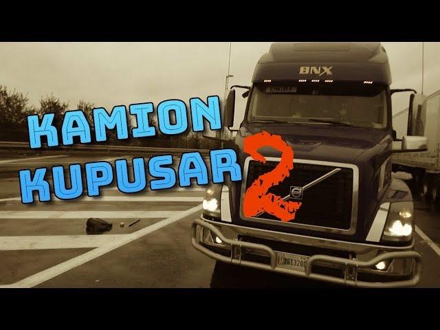 Kamion King - Šoferska sedmica (Dio 2) (BACI OKO U OPIS VIDEA)