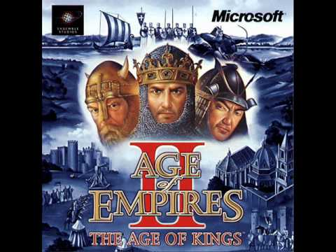 Age of empires 2 theme song!
