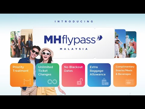 Introducing MHflypass by Malaysia Airlines