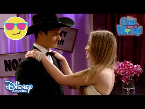 Girl Meets World | Purple Cat Club | Official Disney Channel UK