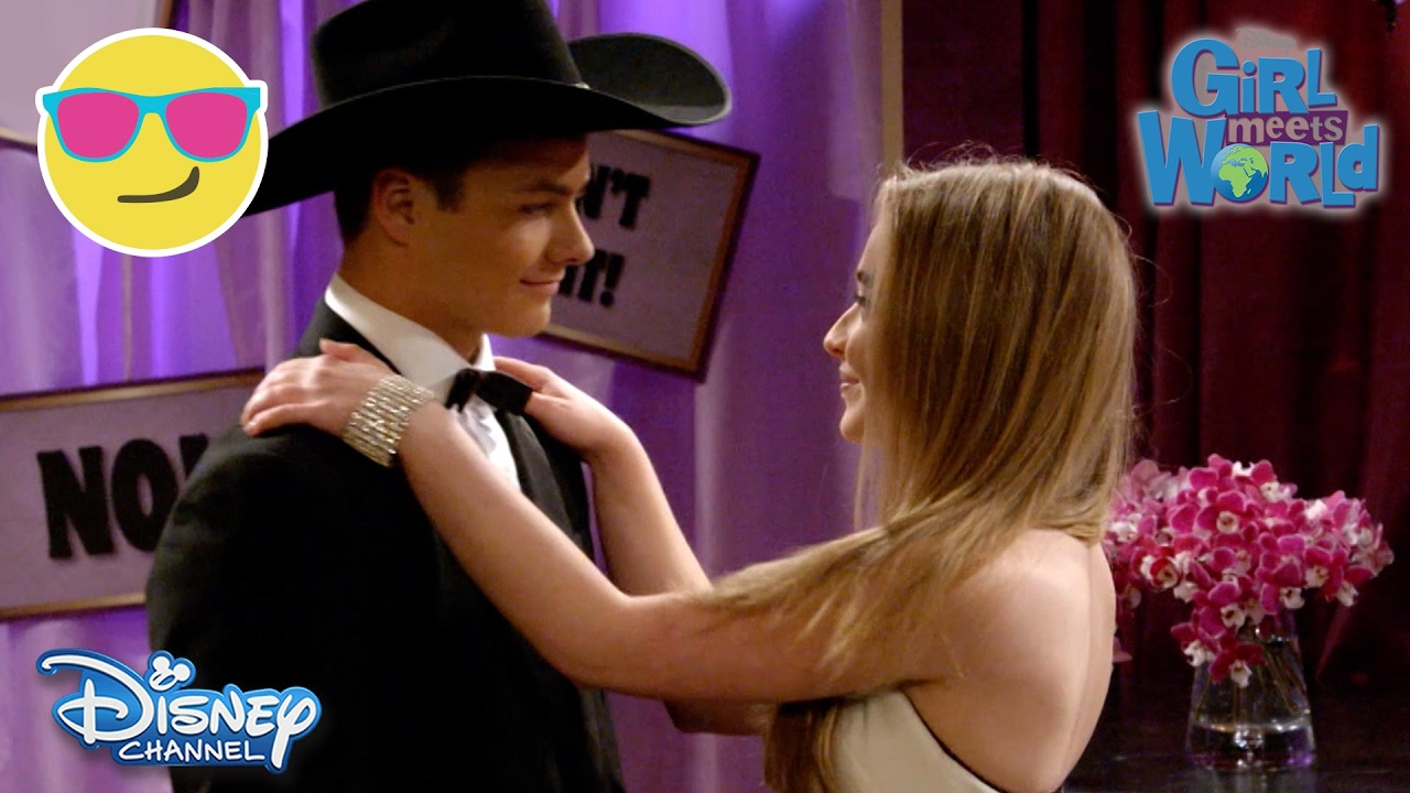 Download Girl Meets World | Purple Cat Club | Official Disney Channel UK