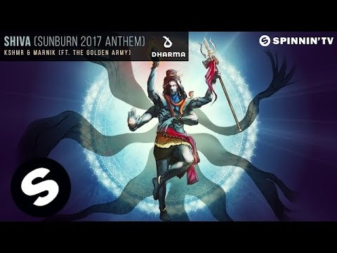 KSHMR & Marnik (ft. The Golden Army) - SHIVA (Sunburn 2017 Anthem) [Official Audio]