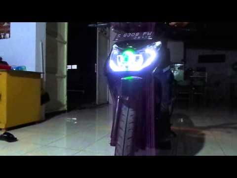 DRL+Signal lamp