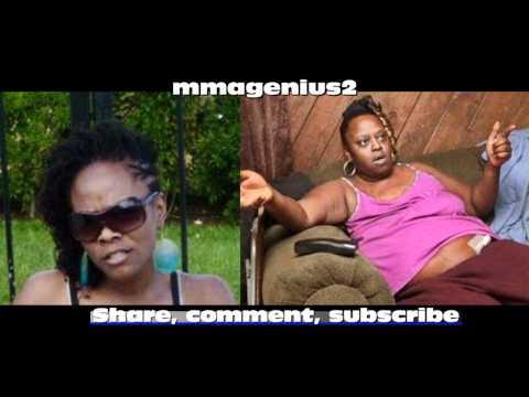 Hilarious Prank Call Tiesha Calls Angry Black Woman Part 1