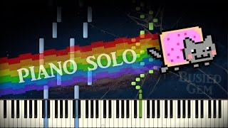 [Synthesia Tutorial] Nyan Cat - Piano Solo