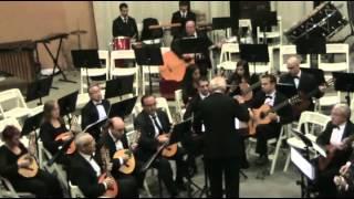 """Orquesta de pulso y púa """"La Paloma"""": Mirhab (P. D.)"""