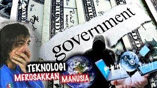 KERAJAAN MEROSAKKAN KITA (TRUTH) | TECHNOLOGY DI DUNIA KITA *THE TRUTH*(STALKER, iPHONE, VR, GOOGLE)
