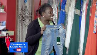 The Ripped Jeans - Kansiime Anne | African Comedy