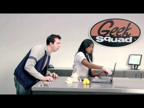 Geek Squad Commercial