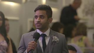 Pat and Surath's Wedding - Best Man's Speech(Pat and Surath's Wedding - Best Man's Speech 30 April 2016 Sheldon Reception Captured by Grandeur Films., 2016-07-05T11:44:18.000Z)