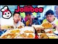 FILIPINO FAST FOOD IS THE BEST? JOLLIBEE'S ENTIRE MENU | Fung Bros