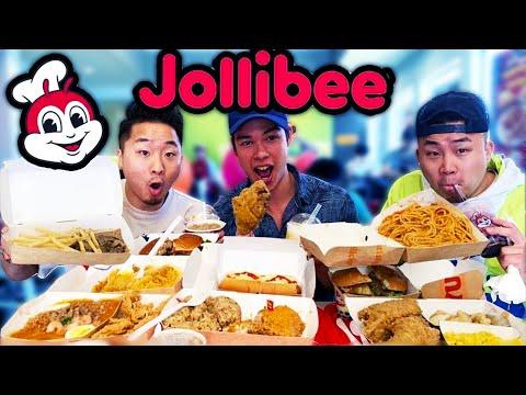 filipino-fast-food-is-the-best?-jollibee's-entire-menu-|-fung-bros