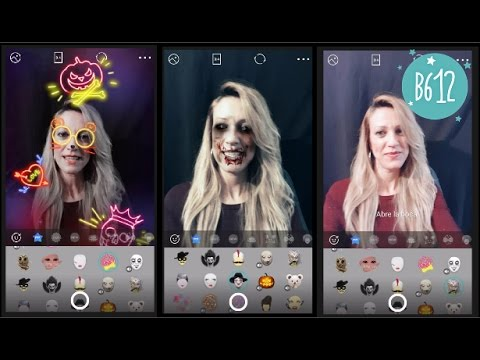 App para Android B612 Selfie from the heart