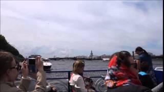 Прогулка по рекам и каналам Санкт-Петербурга 5 июня 2014 г(, 2014-07-11T20:12:11.000Z)