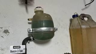 Ogrzewanie garażu z Webasto - podejście drugie. / Webasto garage heating - take two