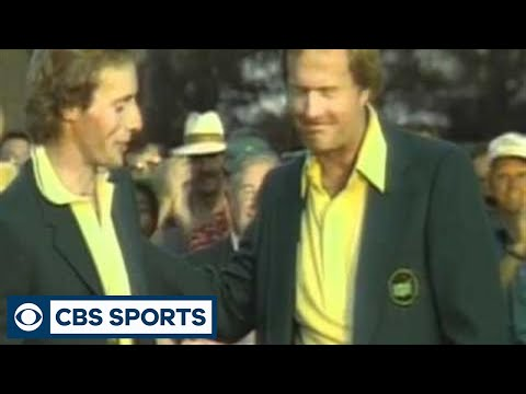 The Magic of the Masters   1986-1988   CBS Sports