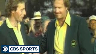 "Golf legend Jack Nicklaus would win his final Masters in a memorable fashion in 1986. ""Subscribe to """"CBS Sports"""" Channel HERE: http://bit.ly/2b4mc8W Like ..."