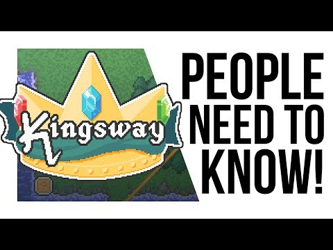 Seriously, more people NEED TO KNOW about Kingsway!