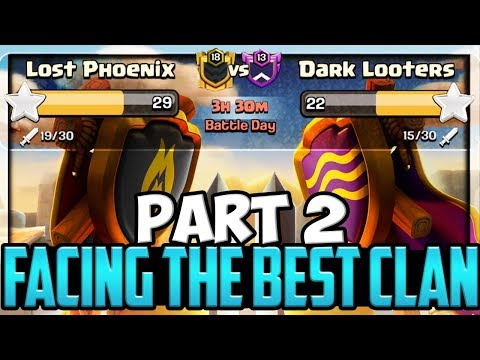Can We BEAT the 'BEST' Clan in Clash of Clans Clan Wars? The CONCLUSION!