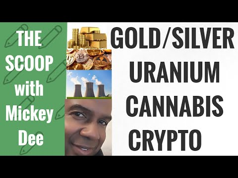 Silver / Gold / Crypto / Cannabis / NexTech AR (NEXCF / NTAR) - Midweek Updates - The Scoop