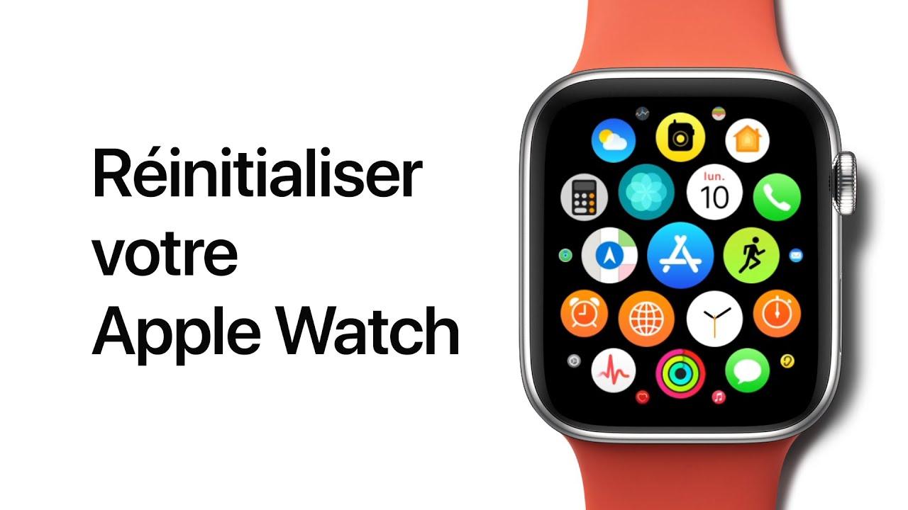 Vidéo Apple: Réinitialiser votre Apple Watch