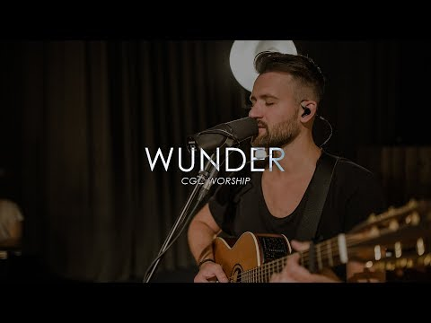 "Wunder - Cover ""Miracles"" / CGC Worship"