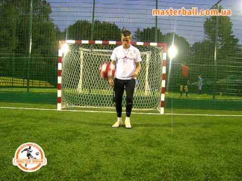 Футбольный тренажер Личный тренер - YouTube
