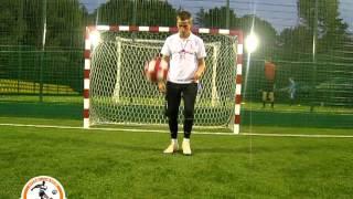 Футбольный тренажер - мяч на нитке