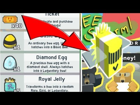 |Bee Swarm Simulator|How to get tickets|Free Photon Bee?|