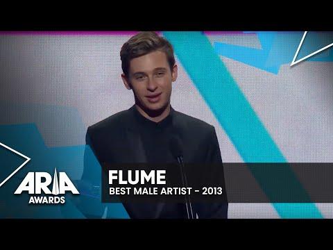 Flume Wins Best Male Artist | 2013 ARIA Awards