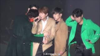 [fancam] 161218 신화(SHINHWA) 콘서트_11.눈오는날