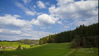 265 Time Lapse Black Forest Nature Landscape Meadow | Zeitraffer Schwarzwald Natur Landschaft 4K